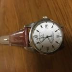 オメガの時計を買い取りさせて頂きました。